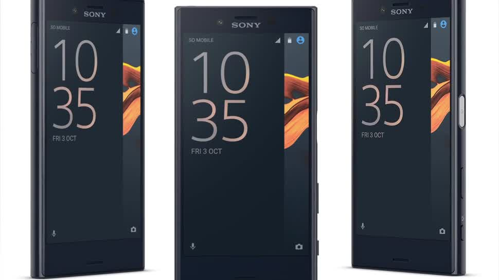 Smartphone, Android, Sony, ValueTech, Xperia X Compact