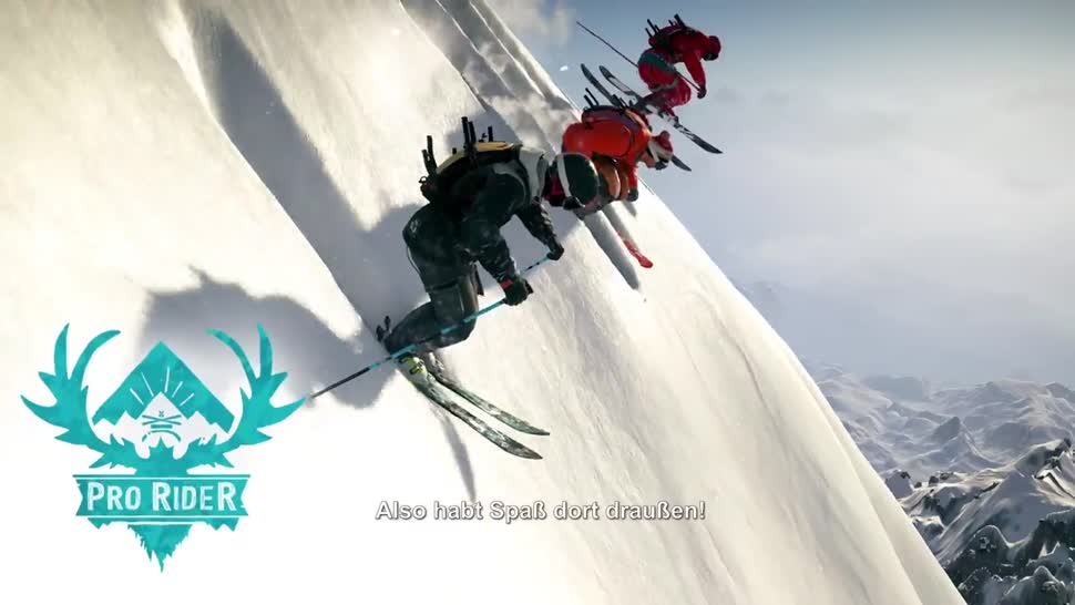 Trailer, Ubisoft, Sport, Steep