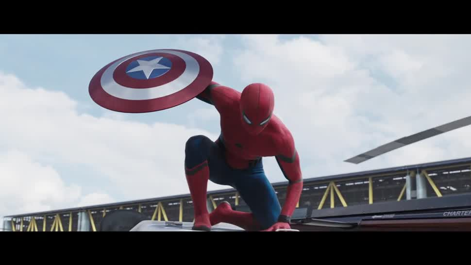 Trailer, Sony, Kino, Kinofilm, Marvel, Superheld, Spider-Man, Homecoming