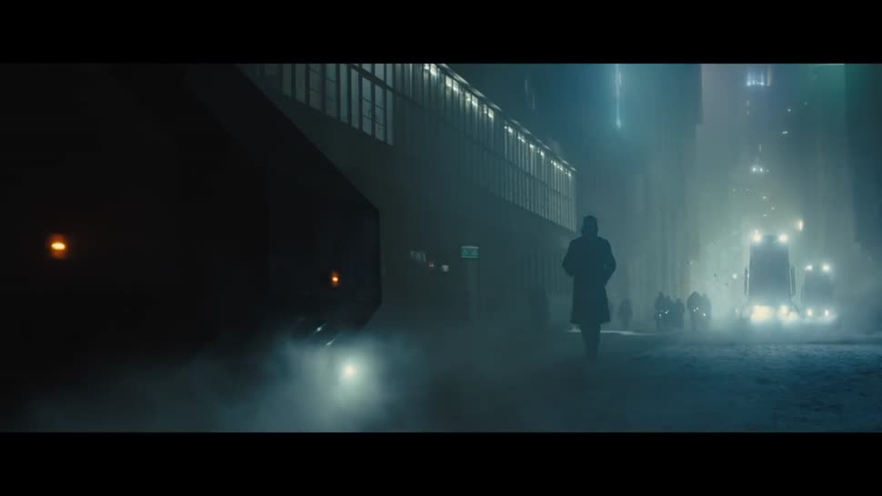 Trailer, Kino, Kinofilm, Sony Pictures, Sony Pictures Entertainment, Blade Runner 2049, Blade Runner