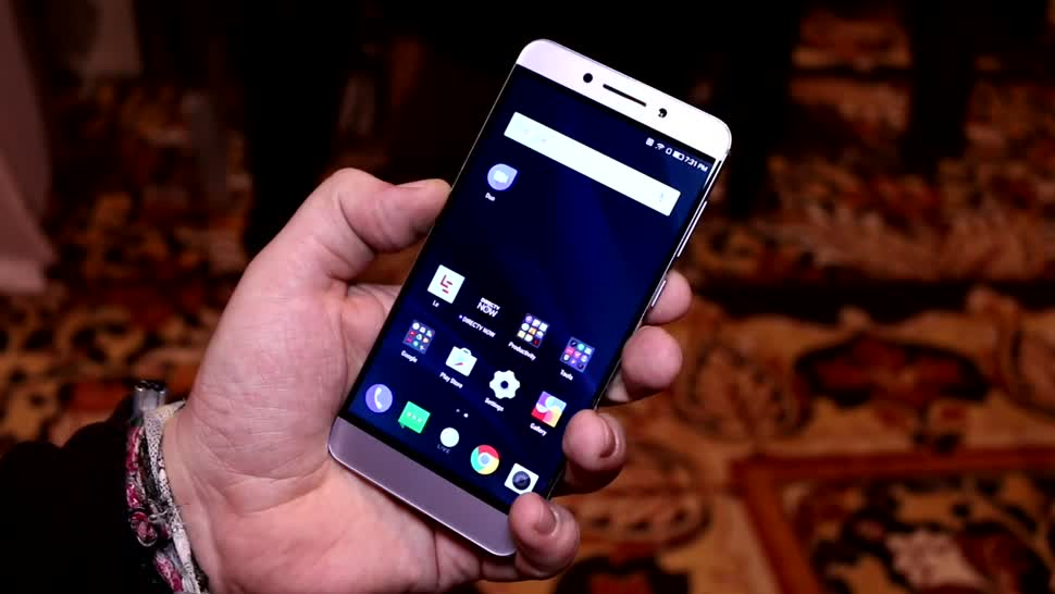 Smartphone, Android, Hands-On, Ces, Hands on, Review, CES 2017, LeEco Le Pro 3, Snapdragon 821