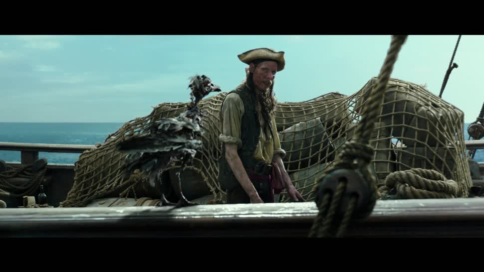 Trailer, Kinofilm, Super Bowl, Disney, Super Bowl 2017, Pirates of the Caribbean, Fluch der Karibik, Salazars Rache