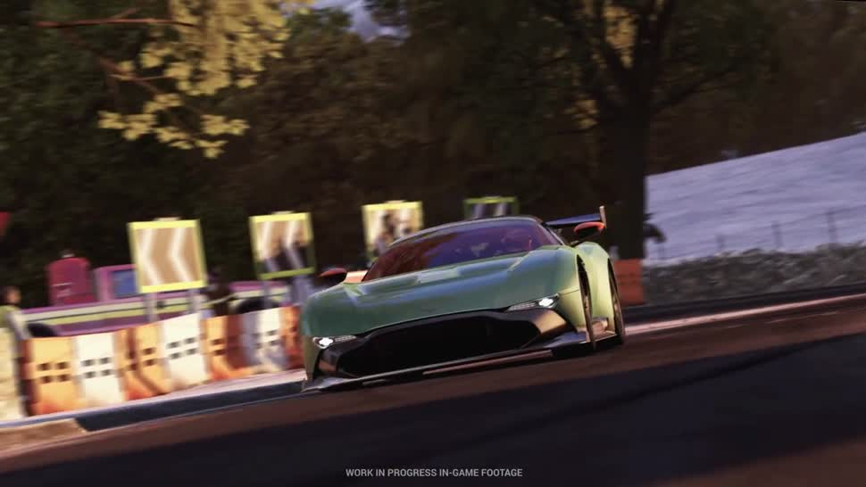 Trailer, Rennspiel, Namco Bandai, Slightly Mad Studios, Project Cars, Project Cars 2