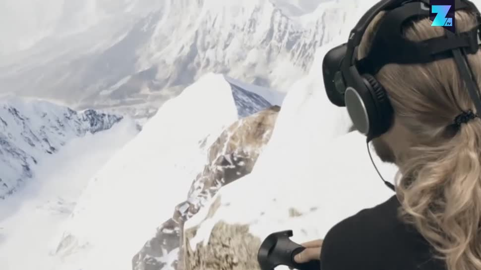 Virtual Reality, Zoomin, VR, Mount Everest, Everest VR
