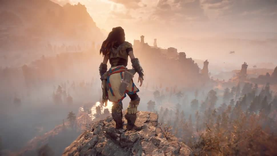 Trailer, Sony, PlayStation 4, Playstation, PS4, Sony PlayStation 4, Sony PS4, Horizon Zero Dawn, Guerrilla, Guerilla Games