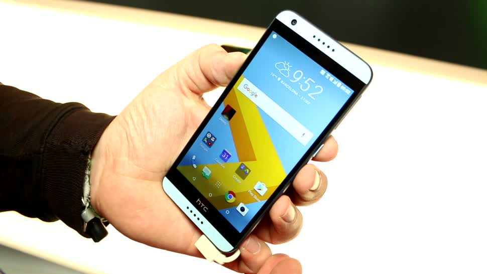 Htc, Hands-On, Mwc, Hands on, Mobile World Congress, MWC 2017, Mobile World Congress 2017, HTC Desire 650, Desire 650