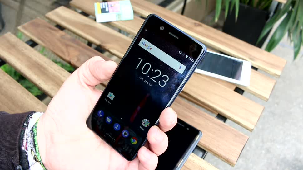 Smartphone, Android, Nokia, Mwc, MWC 2017, HMD global, Nokia 5
