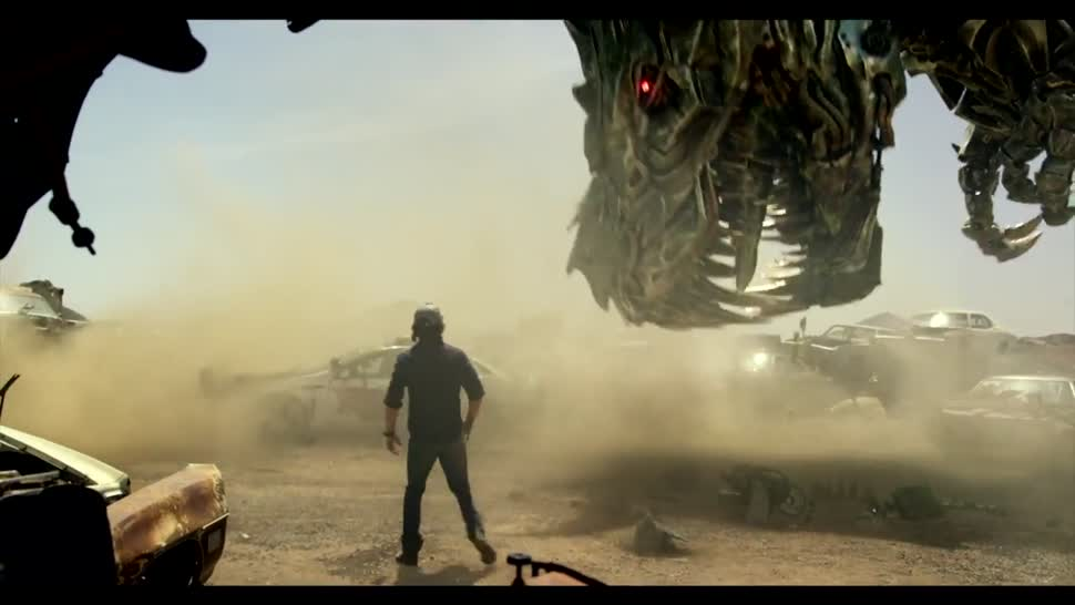 Trailer, Kinofilm, Transformers, Paramount Pictures, The Last Knight, Transformers 5