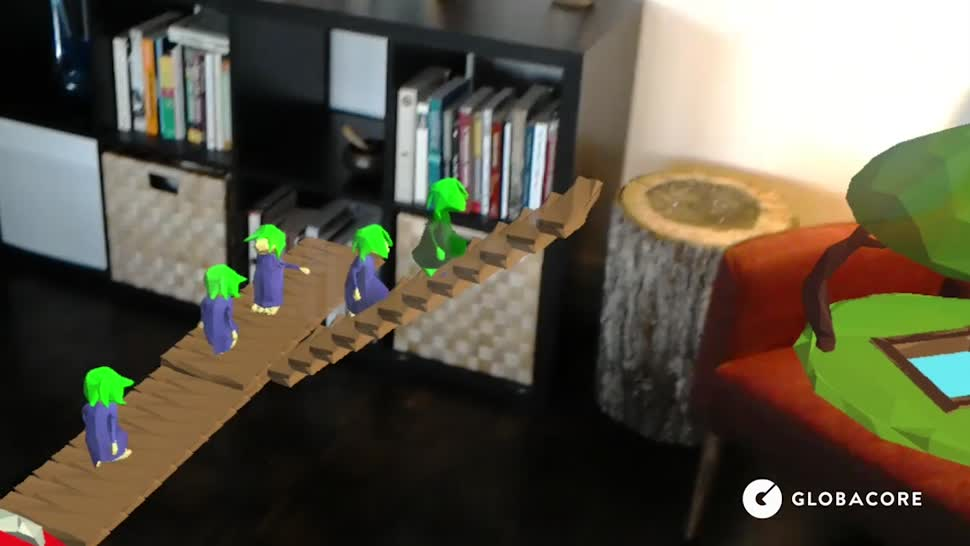 Gameplay, HoloLens, HoloLems, Globacore Interactive Technologies