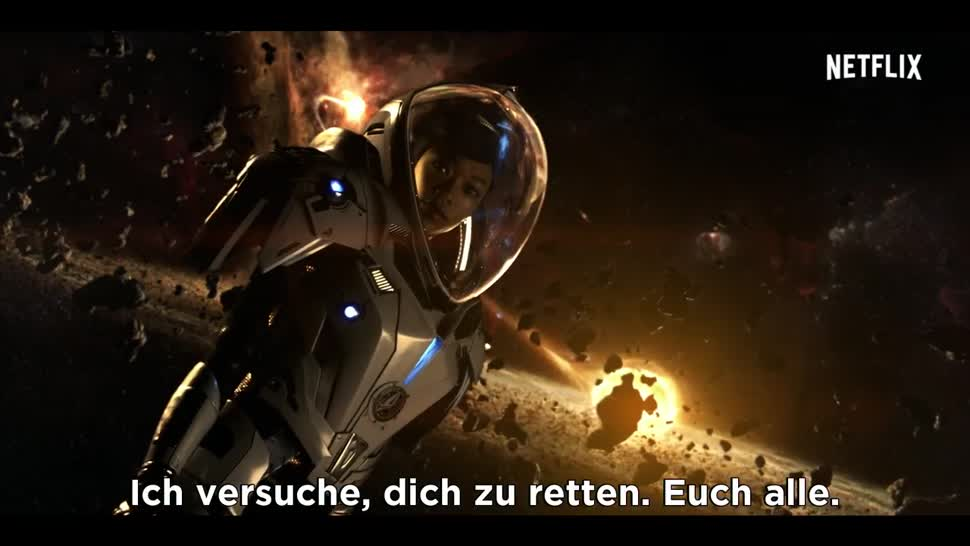 Netflix, Star Trek, Netflix Deutschland, Science Fiction, Cbs, Star Trek: Discovery, Discovery