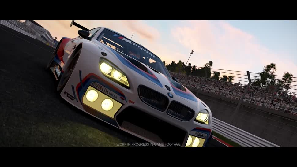 Trailer, E3, Rennspiel, Namco Bandai, E3 2017, Slightly Mad Studios, Project Cars, Project Cars 2