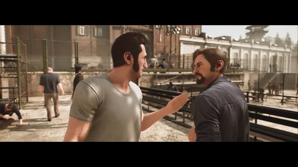 Trailer, Electronic Arts, Ea, E3, Adventure, E3 2017, A Way Out
