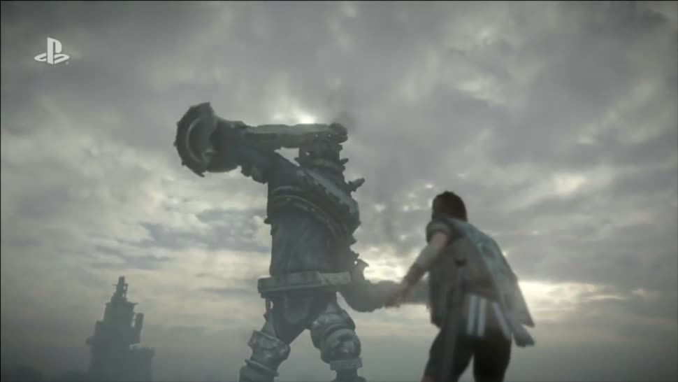 Trailer, Sony, Spiele, E3, PS4, actionspiel, Sony PS4, E3 2017, Remake, Shadow of the Colossus, e3 2017 Sony
