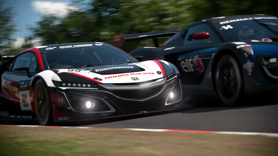 Trailer, Sony, PlayStation 4, Playstation, E3, PS4, Sony PlayStation 4, Rennspiel, Sony PS4, E3 2017, Gran Turismo, Gran Turismo Sport