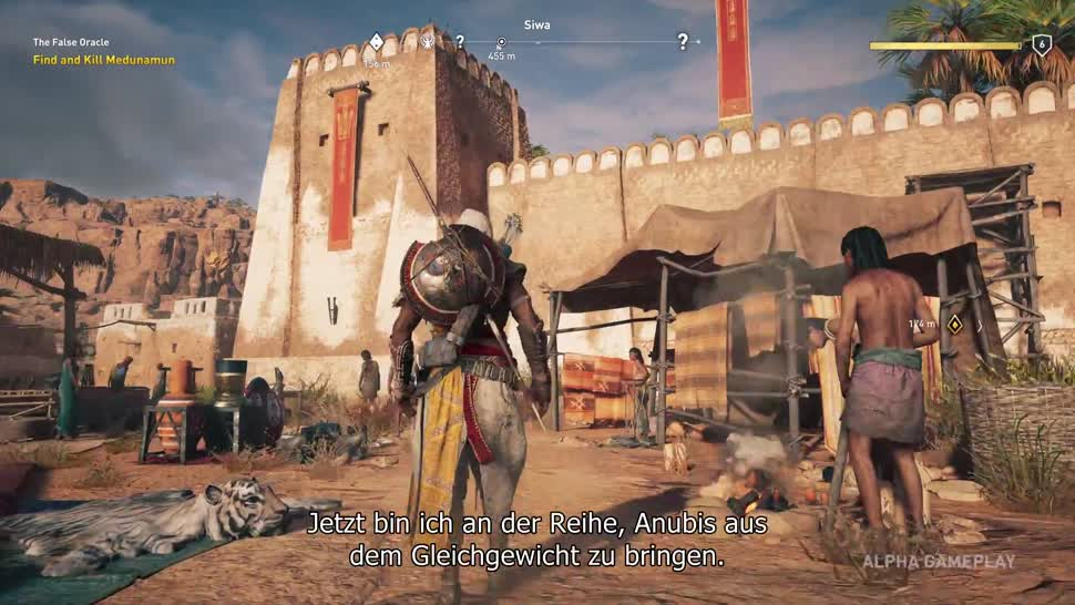 Trailer, Gameplay, E3, Ubisoft, actionspiel, Assassin's Creed, E3 2017, Assassin's Creed Origins