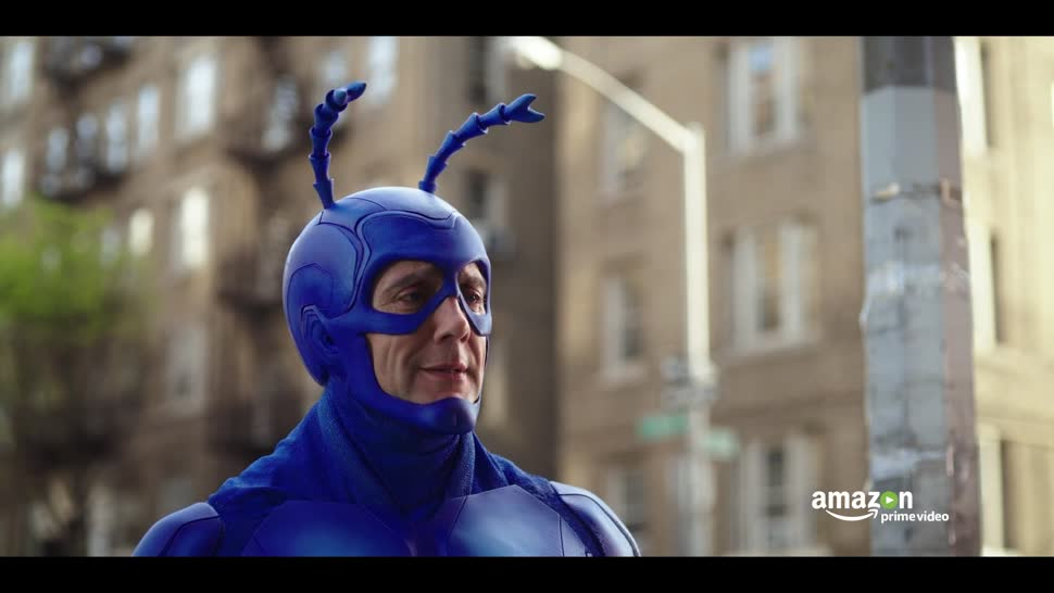 Amazon, Amazon Prime, Amazon Prime Video, Superheld, The Tick