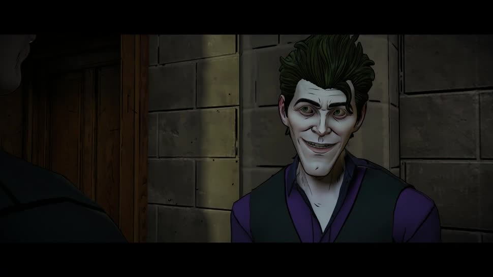 Trailer, Adventure, Batman, Telltale, DC Comics, Telltale Games, The Enemy Within