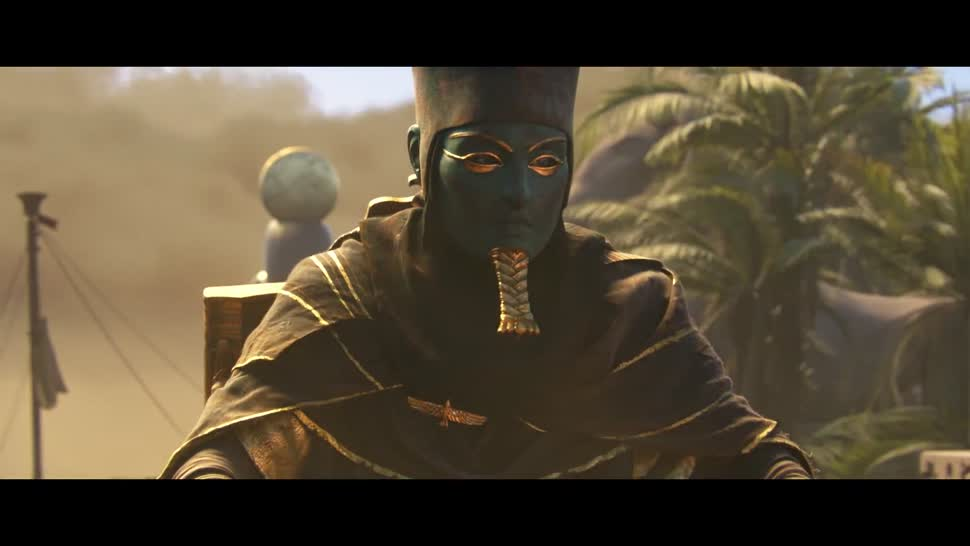 Cinematic-Trailer zu Assassin's Creed Origins