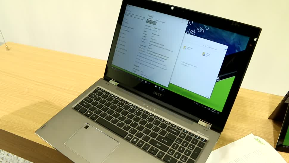 Ifa, Acer, 2-in-1, Convertible, IFA 2017, Spin 5
