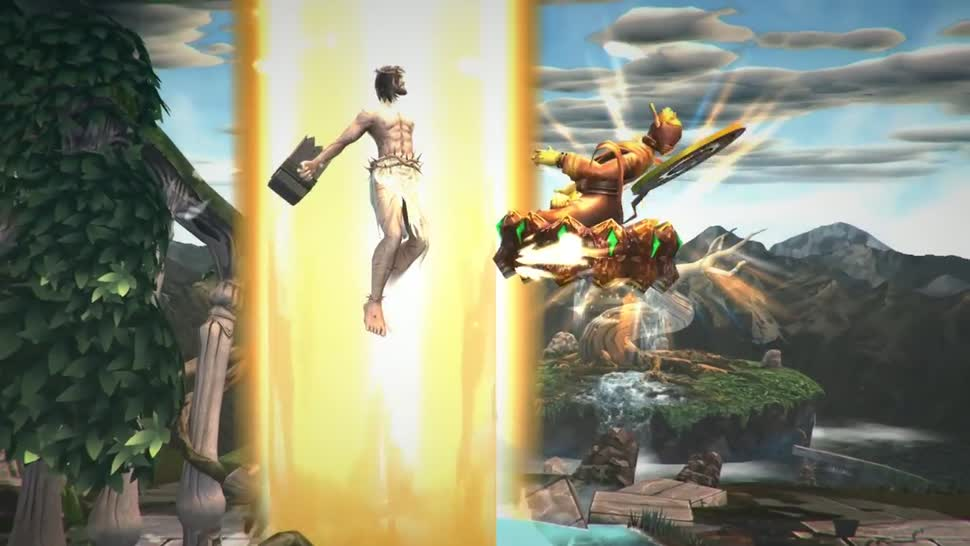 Steam, Prügelspiel, Early Access, Steam Early Access, Fight of Gods