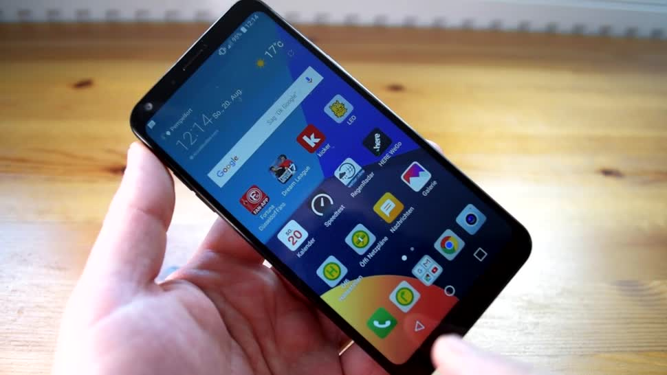 Smartphone, Android, LG, ValueTech, Q6