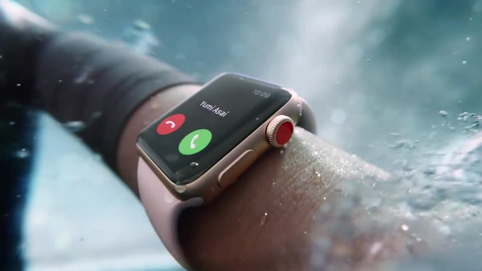 Apple, smartwatch, Wearables, Armbanduhr, Apple Watch, Apple watch 3, Apple Watch Series 3