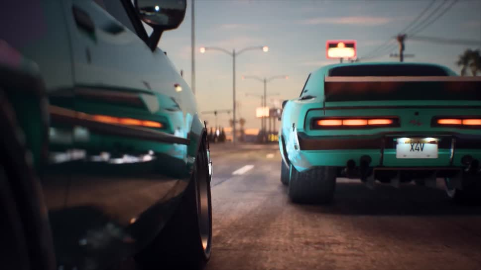 Trailer, Electronic Arts, Ea, Rennspiel, Need for Speed, Need for Speed Payback