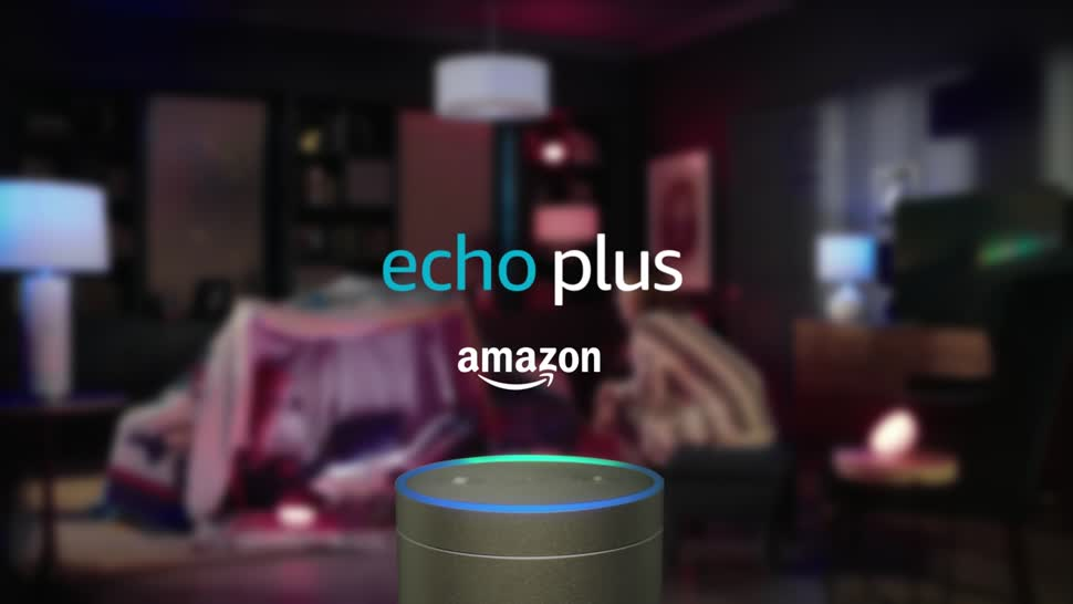 Amazon, Sprachassistent, Sprachsteuerung, Spracherkennung, Lautsprecher, Alexa, Spracheingabe, Echo, Amazon Echo, Amazon Echo Plus, Echo Plus