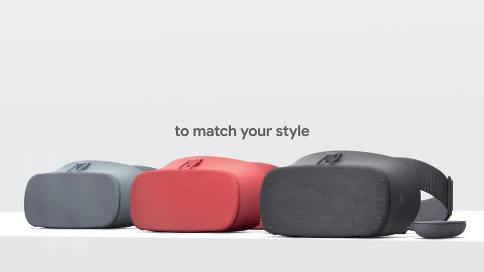 Google, Virtual Reality, VR, Headset, VR-Brille, VR-Headset, Daydream View, Google Daydream View