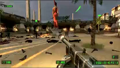 Shooter, Serious Sam, CroTeam, Serious Sam HD