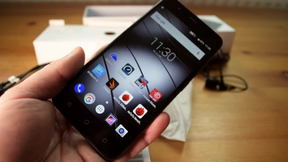 Smartphone, Android, ValueTech, gigaset, GS270