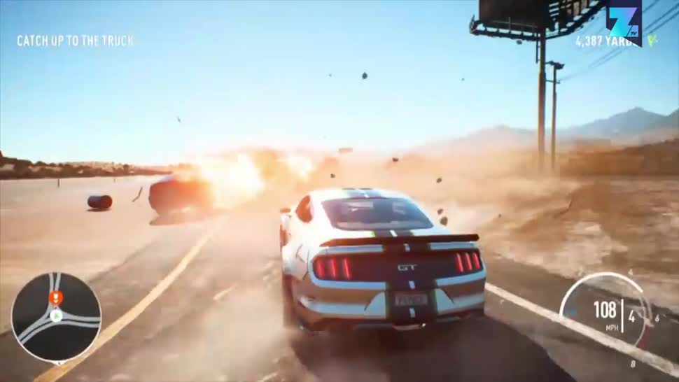 Trailer, Electronic Arts, Ea, Zoomin, Rennspiel, Need for Speed, Need for Speed Payback