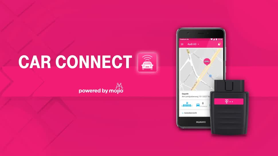 Telekom, Auto, kfz, telekom car connect, Car Connect