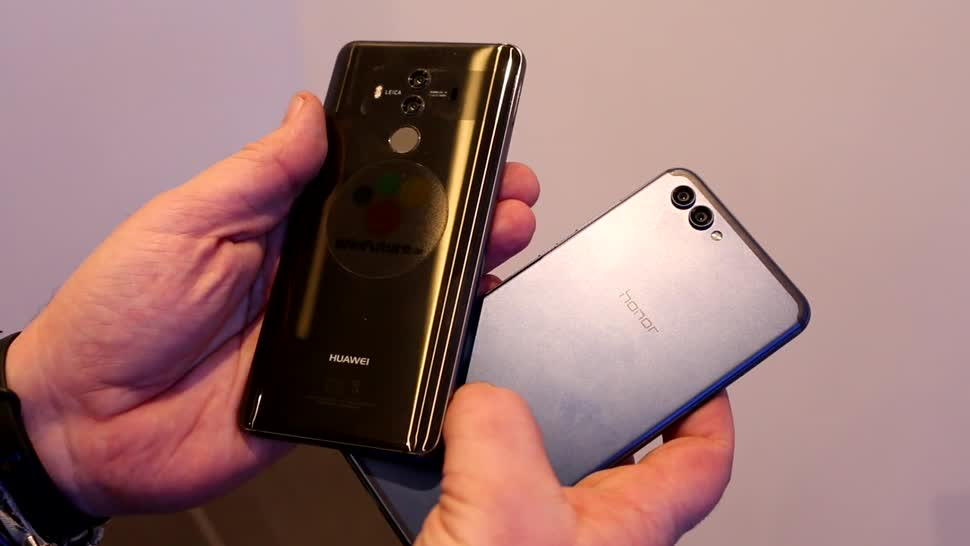 Smartphone, Android, Hands-On, Hands on, Honor, Roland Quandt, Honor View 10