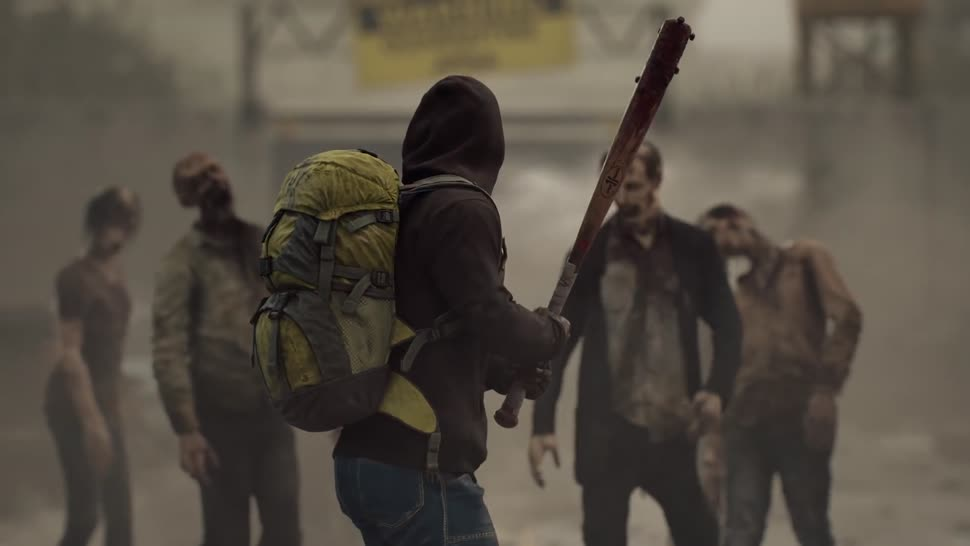 Trailer, Ego-Shooter, Zombies, The Walking Dead, Overkill Software, Overkill's The Walking Dead
