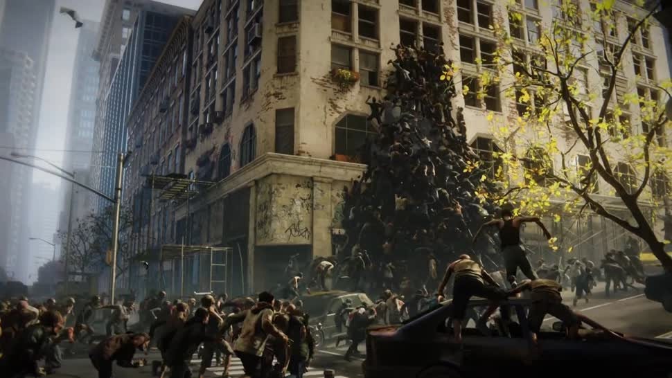 Trailer, Ego-Shooter, Zombies, Paramount Pictures, Game Awards, Game Awards 2017, World War Z, Saber Interactive