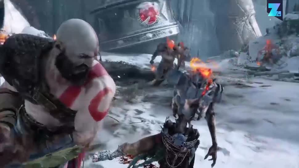Zoomin, Videospiele, Computerspiele, Top 5, God Of War, Red Dead Redemption 2, 2018, Anthem, The Last of Us part 2, Dragon Ball FighterZ