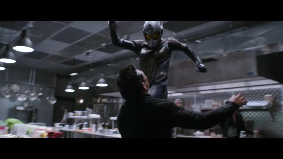 Trailer, Kino, Kinofilm, Marvel, Superheld, Ant-Man, Superhelden, Ant-Man 2, Ant-Man and the Wasp