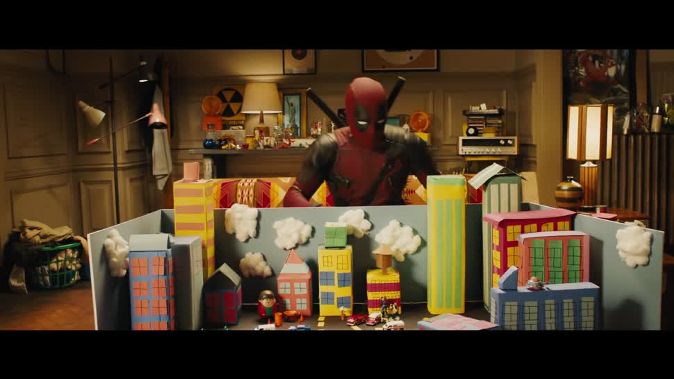Trailer, Kino, Kinofilm, Marvel, 20th Century Fox, Deadpool, Deadpool 2