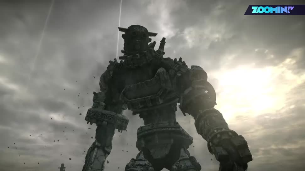 Sony, PlayStation 4, Playstation, PS4, Sony PlayStation 4, Zoomin, Sony PS4, Adventure, Shadow of the Colossus