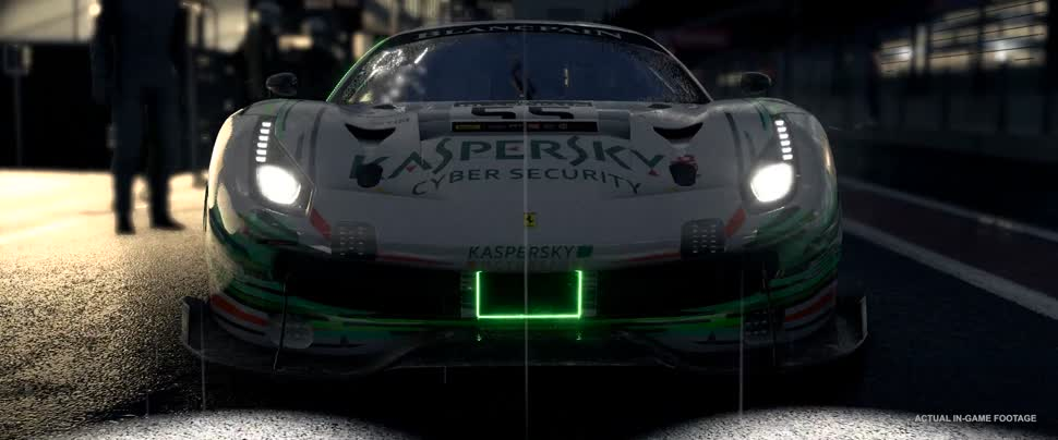Trailer, Rennspiel, 505 Games, Steam Early Access, Assetto Corsa Competizione, Assetto Corsa, Competizione