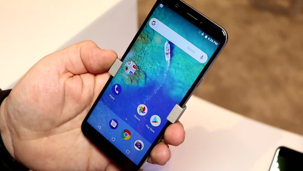 Smartphone, Android, Hands-On, Mwc, Hands on, Mobile World Congress, Updates, MWC 2018, Android One, General Mobile, GM8, General Mobile GM8