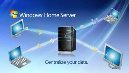 Microsoft, Windows Home Server, Microsoft Windows Home Server