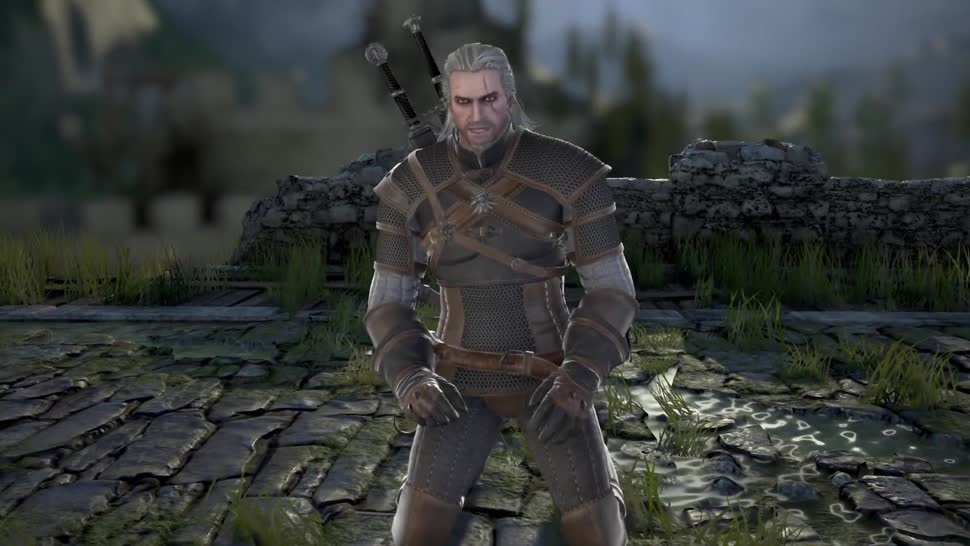 Prügelspiel, The Witcher, CD Projekt RED, Bandai Namco, Soul Calibur, Soul Calibur 6, Geralt von Riva