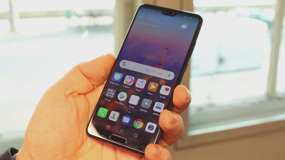 Smartphone, Android, Smartphones, Huawei, Test, Hands-On, Octacore, Hands on, Huawei P20