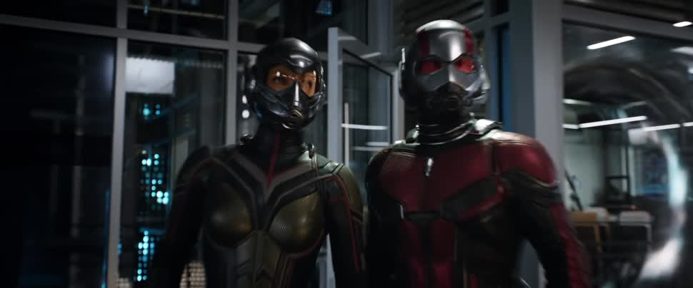 Trailer, Kino, Kinofilm, Marvel, Superheld, Ant-Man, Ant-Man and the Wasp