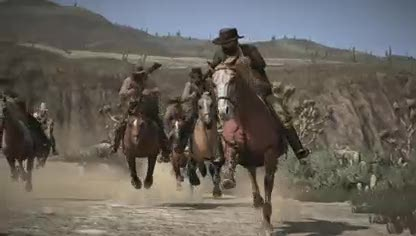Rockstar Games, Red Dead Redemption, Pferde-GTA
