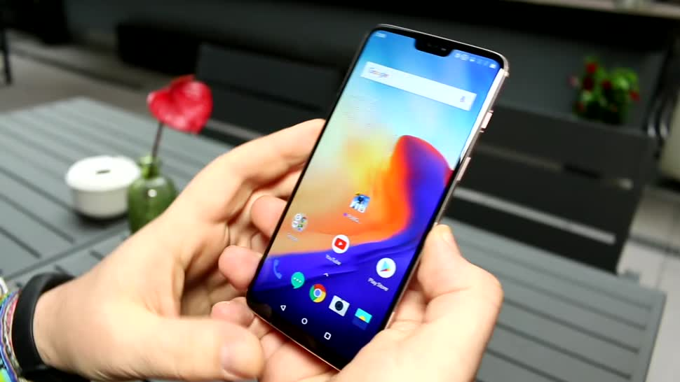 Smartphone, Android, Hands-On, Hands on, OnePlus, Oneplus 6, Oxygen OS