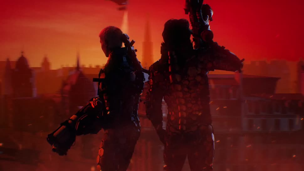 Trailer, Ego-Shooter, E3, Bethesda, E3 2018, Wolfenstein, Koop, Youngblood, Wolfenstein: Youngblood