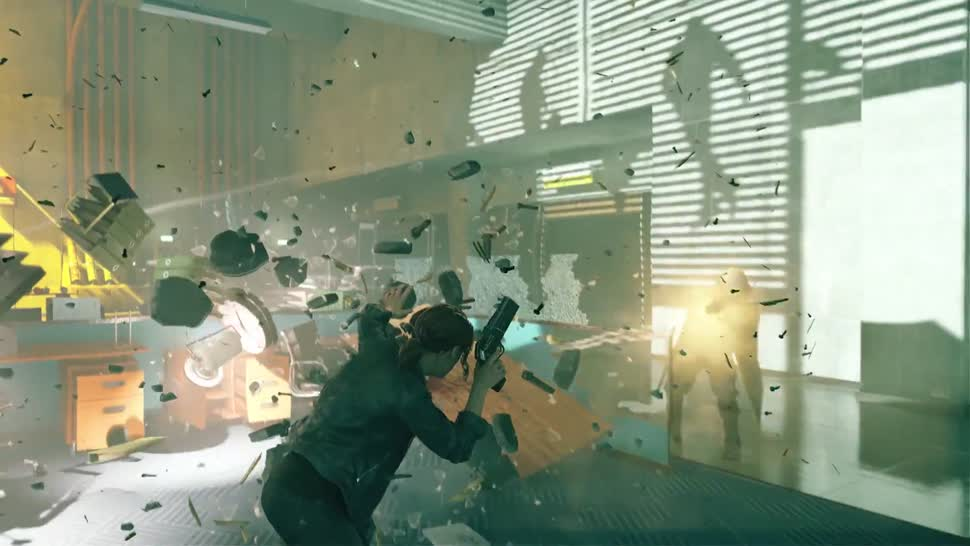 Trailer, E3, actionspiel, E3 2018, Remedy, 505 Games, Control